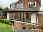 Extension and ground floor re-modelling in Bishop's Stortford