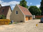 Near Cambridge – Extension and refurbishment project - new garage with annex and pool building