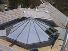 Timber Frame House - Saffron Walden - Rooflight Construction