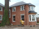 Timber Frame House - Saffron Walden - Interior Construction