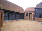 Barn conversion - 3 - External