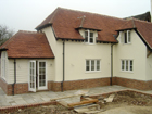 Two story extension - 2 - External