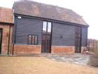 Barn conversion - 5 - External
