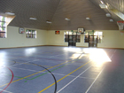 New sports hall - 7 - Internal