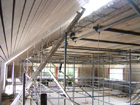 New sports hall - 4 - Construction