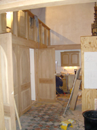 Internal alterations - 1 - Takeley Church