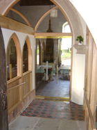 Internal alterations - 2 - Takeley Church