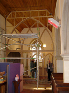 Internal alterations - 3 - Takeley Church