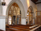 Internal alterations - 4 - Takeley Church