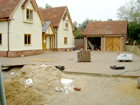 New timber framed house - 3 - External